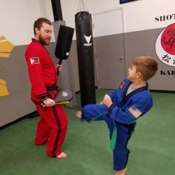 WMAA USA - Self Discipline