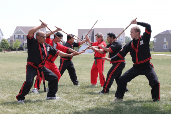 WMAA Arnis Filipino Martial Arts