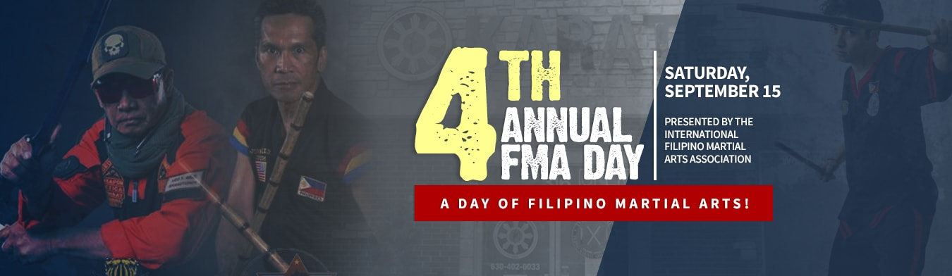 Filipino Martial Arts - 4th annual fma day