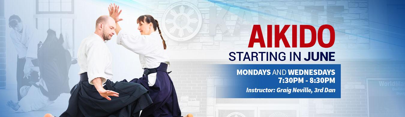 Aikido - World Martial Arts Academy