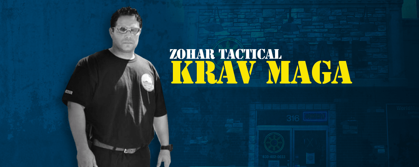 World Martial Arts Usa - Zohar Tactical Krav Maga - hero image banner without button